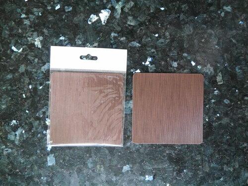 PVC 壓紋-杯墊 2入 RN-TD73-A041-C2
