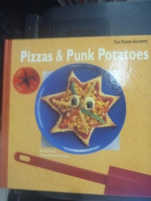 ~書寶 書T1/餐飲_QJL~Pizzas   Punk Potatoes: The Yo