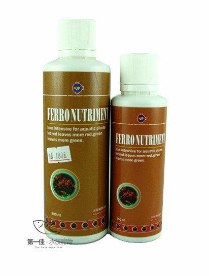 第一佳 水族寵物  雅柏UP 水草鐵質液肥、鐵劑液肥  150ml
