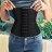 Corset Waist Training Shaper Body Shapewear Underbust Belt 3