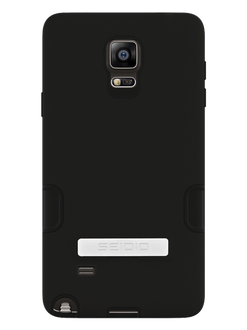 SEIDIO DILEX? PRO 專業級雙層保護殼 for Samsung GALAXY Note 4 - 鐵漢黑