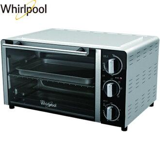 Whirlpool 惠而浦 SGM250S 旋風烤箱 25L (銀)
