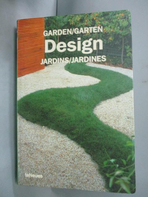 ~書寶 書T4/建築_IDN~Garden Design_Asensio Paco