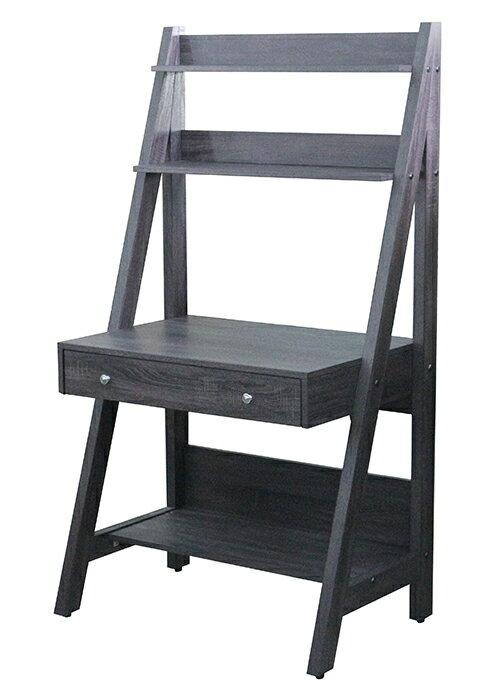 【尚品家具】429-09 納瓦爾 鐵刀色多功能書桌~另有橡木色/事務桌/工作桌/辦公桌/寫字桌/電腦桌/Desk