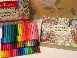 Faber-Castell 輝柏 60色 精裝連接筆 彩色筆 禮盒組 附著色本 #155066