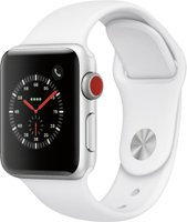 Deals on Apple Watch Series 3 GPS + Cellular 38mm Smartwatch