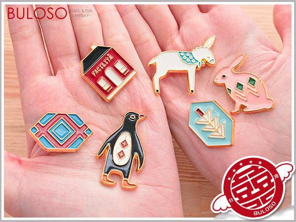 《不囉唆》【A236416】(不挑款) 6款5400創意胸針 動物卡通造型飾品/別針/造型品