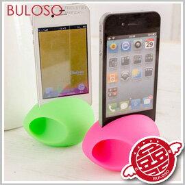 《不囉唆》7色雞蛋造型iPhone擴音器 揚聲器/支架/喇叭/擴音/雞蛋(不挑色/款)【A247290】