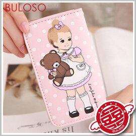 《不囉唆》【Y250566】(不挑款)3款Afrocat Paper Doll復古娃娃IPHONE 5手機卡片包 收納包