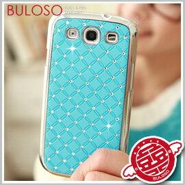 不囉唆:《不囉唆》【A260602】(不挑色)10色帶鑽滿天星造型SamsungS3背蓋手機殼保護殼背殼