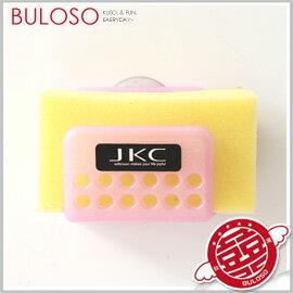《不囉唆》JKC吸盤置物架 浴室/置物架/廚衛/海綿/吸盤(不挑色/款)【A276504】