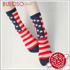 《不囉唆》5色Cara蕾絲襪 可愛造型國旗/芭蕾舞鞋透膚短襪(可挑色/款)【A278010】