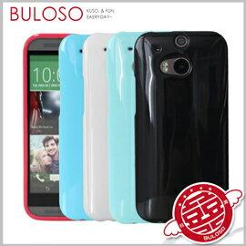 ~不囉唆~5色HTC One M8全彩軟質保護殼 手機套 TPU 手機殼 保護 HTC M