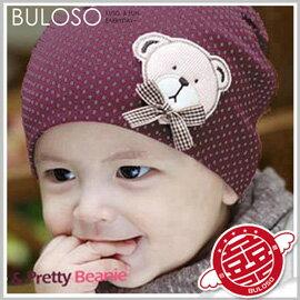 《不囉唆》多款小熊寶寶套頭帽 兒童/嬰兒/帽子/熊熊/保暖(可挑色/款)【A291675】
