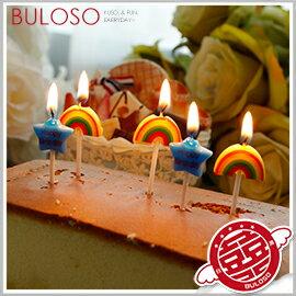 《不囉唆》五個造型無菸環保蠟燭 活動/佈置/生日/慶生/安全蠟燭/派對/晚會/彩虹/氣球【A295772】