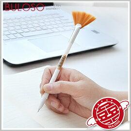 《不囉唆》小刷子清潔造型中性筆 刷子/造型筆/原子筆/文具/清潔/鍵盤刷(不挑色/款)【A400572】