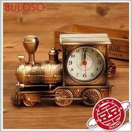 ~不囉唆~歐式懷舊復古火車頭鬧鐘 鬧鐘  桌面    床頭  家居擺飾(可挑色  款)~A