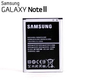 SAMSUNG Galaxy NOTE 2 / N7100 原廠電池~EB595675LU~3.7V 3100mAh