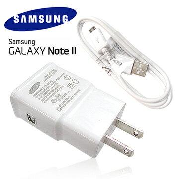 Samsung 原廠旅充頭+傳輸充電線~(5V~2A輸出) 適用:NOTE 8.0/N5100/N5110