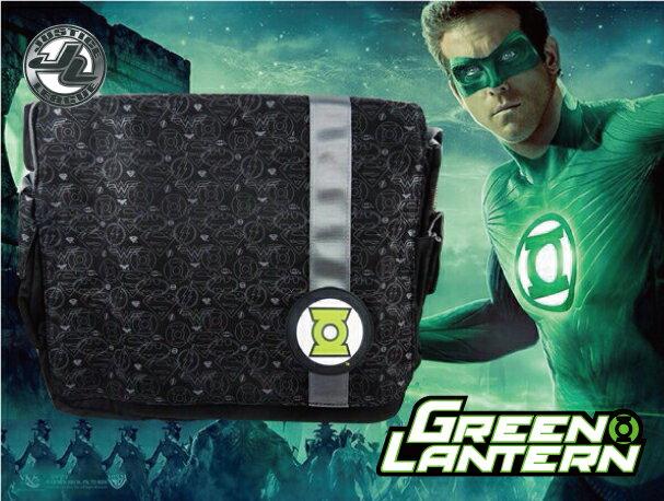 <br/><br/>  【正版授權】原廠電腦包/肩背包Green-Lantern綠燈俠款-17.5吋以下筆電平板適用<br/><br/>