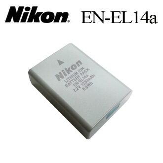 【PC-BOX】Nikon EN-EL14a原廠數位相機電池for:Nikon P7000,P7100,D3100,D3200,D5100,D5200,P7700,DSLR Df,P7800,D530..