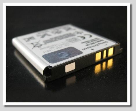 SONYEricsson S302/S312/S500i/T270/T280/T303/T650i/U20i/W580 新版原廠電池BST-38~3.7V 930mAh