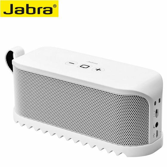 【重裝上市】Jabra Solemate (白色) 魔音盒 Hi-Fi 藍牙音樂擴音器/藍芽喇叭