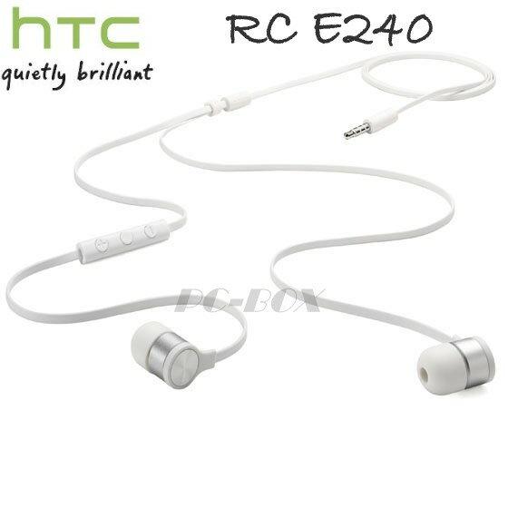 HTC RC E240 原廠線控型耳機(3.5mm)~適用:HTC 8S/A620E/8X C620E/Desire C/A320E/Desire P/T326h/Desire Q/T328h