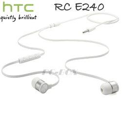 HTC RC E240 原廠線控型耳機(3.5mm)~適用:HTC Desire U/T327E/Desire V/T328w/Desire VC/T328d/Desire X/T3328e