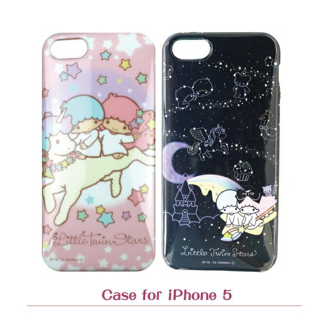 【GD~Kikilala】Apple iPhone 5/5s Kikilala琪琪拉拉系列軟殼保護殼 (星空、獨角獸)