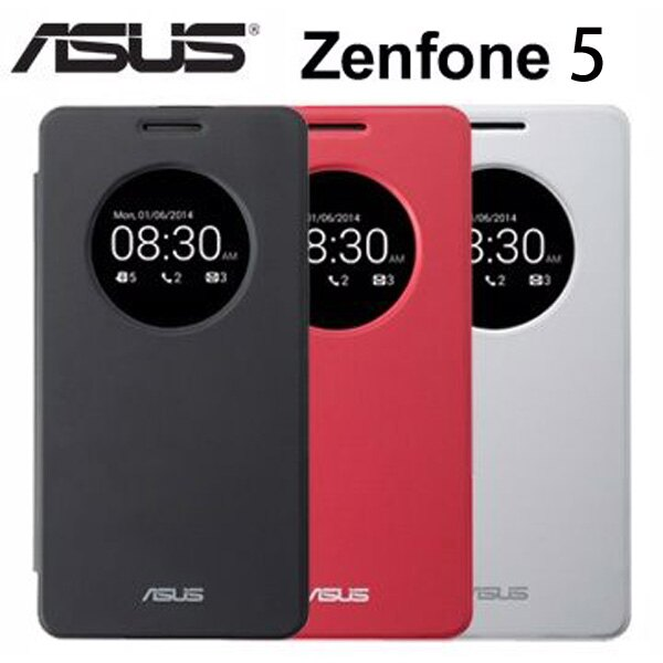 ASUS Zenfone 5 View Flip Cover (A500CG) 智慧透視皮套