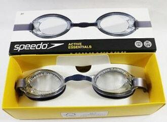 [陽光樂活1=] SPEEDO 泳鏡 JET 成人 適用 SD8092978916 藍/透明【1月會員神券★消費滿1000結帳輸入序號New2018-100↘折100 | 消費滿1288結帳輸入序號J..