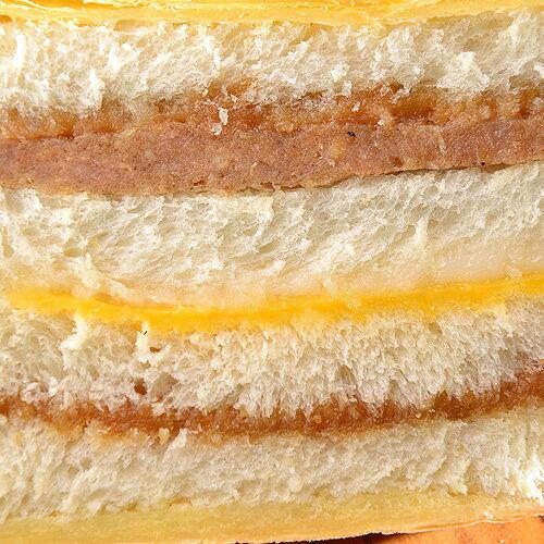【拿破崙先生】法式花生醬豬排起酥三明治1條。☆野餐正夯☆上班這黨事推薦 1