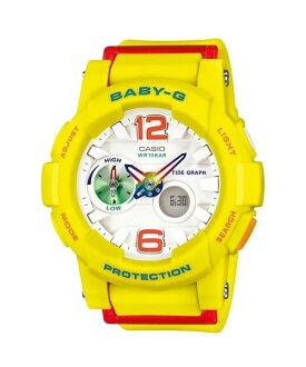 【時光鐘錶】BABY-G CASIO 卡西歐 潮汐 防水 錶 BGA-180-9B