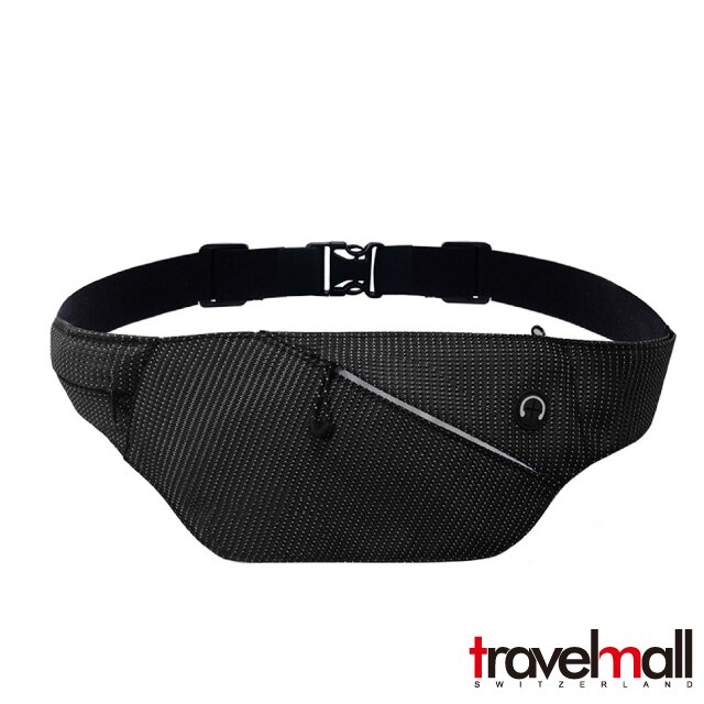 Travelmall 多用途RFID 防盜設計智能腰包 #旅行用 / 腰包 / 貼身包 / 防盜包 0