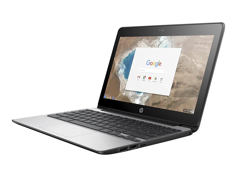 "HP Chromebook 11 G5 11.6"" Chromebook - Intel Celeron N3050 Dual-core (2 Core) 1.60 GHz 0"