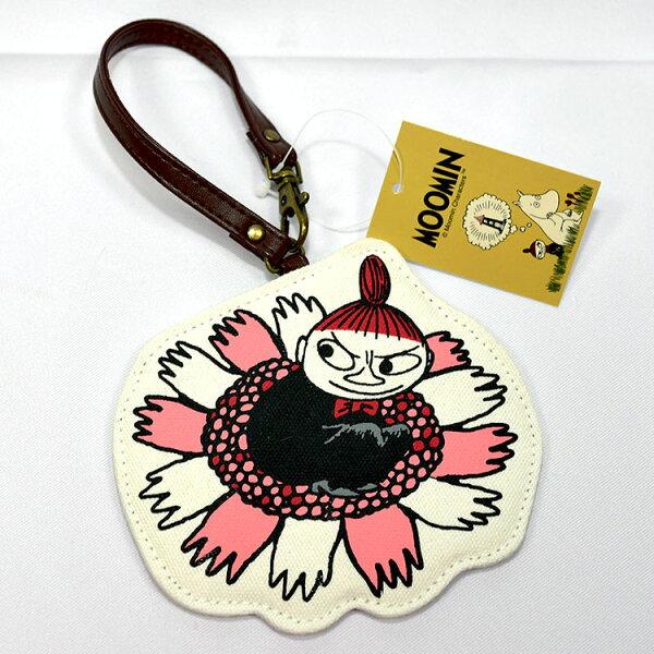NOBA 不只是禮品:Moomin嚕嚕米小不點亞美行李識別吊牌吊飾日本正版商品