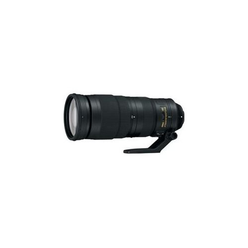 Nikon Nikkor - 200 mm to 500 mm - f/5.6 - Telephoto Zoom Lens for Nikon F - Designed for Camera - 95 mm Attachment - 0.22x Magnification - 2.5x Optical Zoom - Optical IS 0