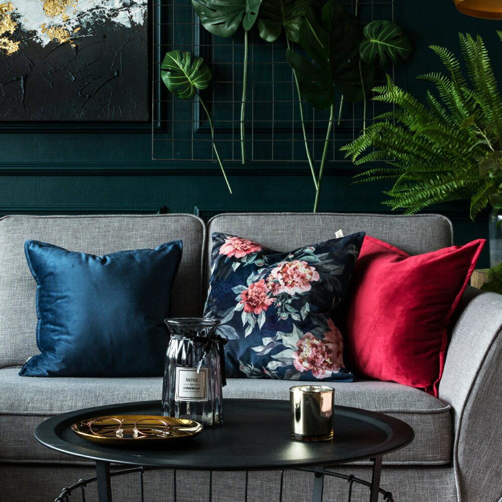 ✤宜家✤時尚簡約實用抱枕278  靠墊 沙發裝飾靠枕