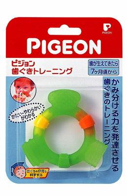 日本【Pigeon 貝親】牙齦訓練器