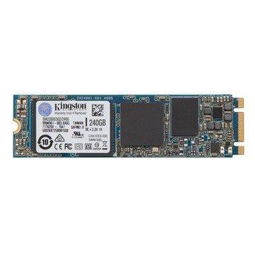 【新風尚潮流】 金士頓 240G M.2 SM2280 SATA SSD 固態硬碟 SM2280S3G2/240G