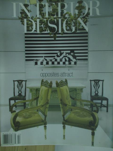 ~書寶 書T8/ _YGO~Interior Design_Numder 2_Opposi