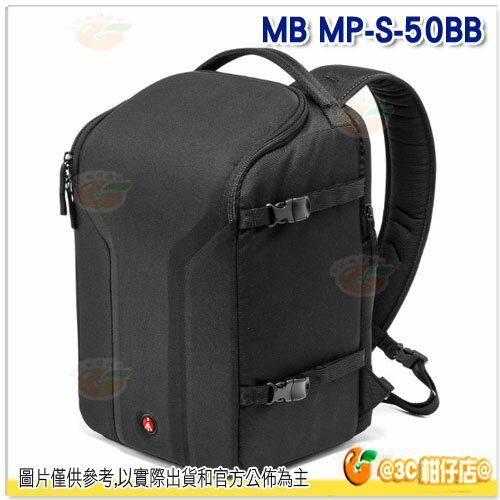 分期0利率 Manfrotto 曼富圖  MB MP-S-50BB 大師級彈弓手後背包 50 正成公司貨 SLING 50 Backpack 50 登機包 相機包 攝影包