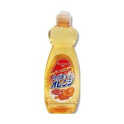 X射線【C040610】Mitsuel 日本製橘子洗碗精600ml,漂白水/漂白粉/環保/洗碗精/洗衣精/酵素/環保