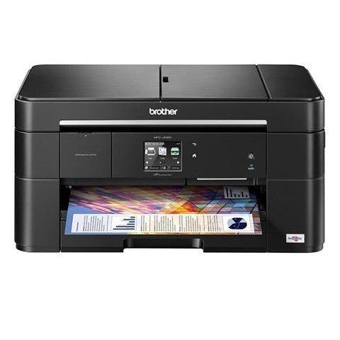 ~╯新風尚潮流╭~ brother 噴墨印表機 A3列印 掃描 影印 傳真 複合事務機 支
