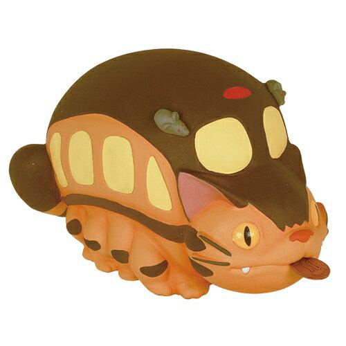 【真愛日本】 12022000046  貯金箱-貓公車 TOTORO 豆豆龍 存錢筒 撲滿 日本帶回