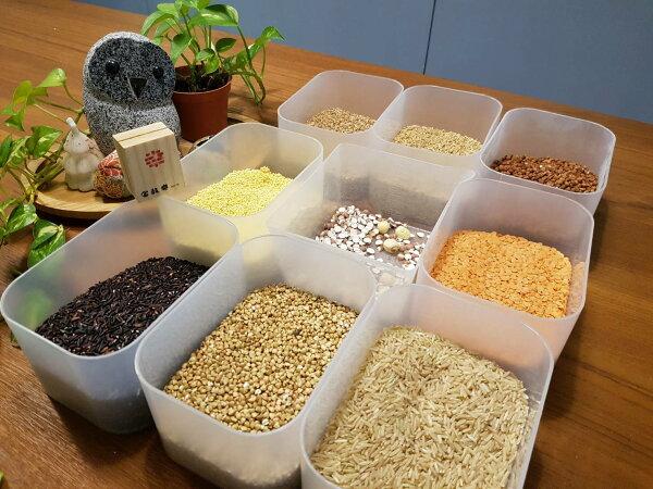 富穀樂:晴媽咪十穀米配方包