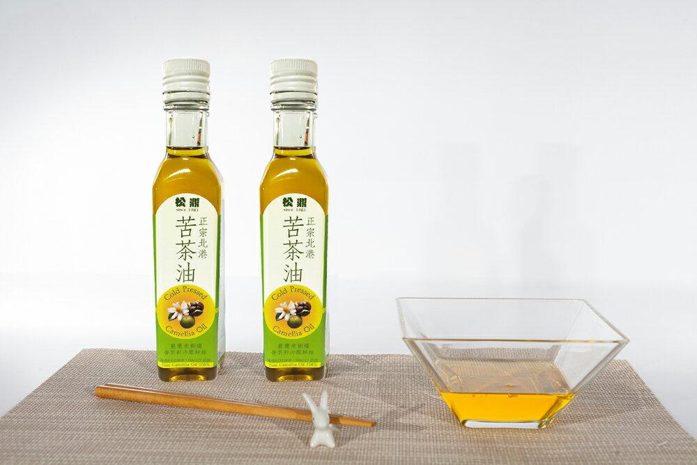 松鼎 正宗北港100%苦茶油(250ml)x1 1