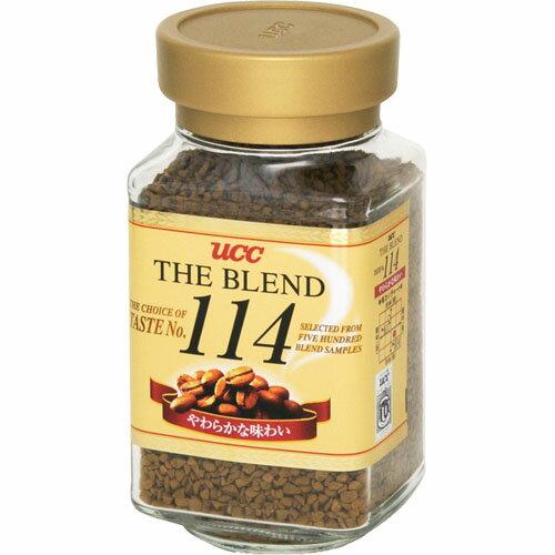 【UCC】 114咖啡 90g 即溶黑咖啡 沖泡粉 日本原裝進口