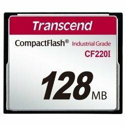 *╯新風尚潮流╭*創見記憶卡 128M 220X CF工業卡 耐震耐高溫 TS128MCF220I